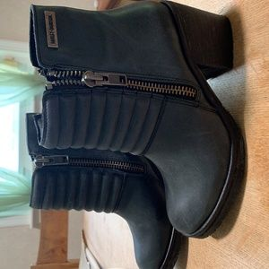 Harley ankle boots